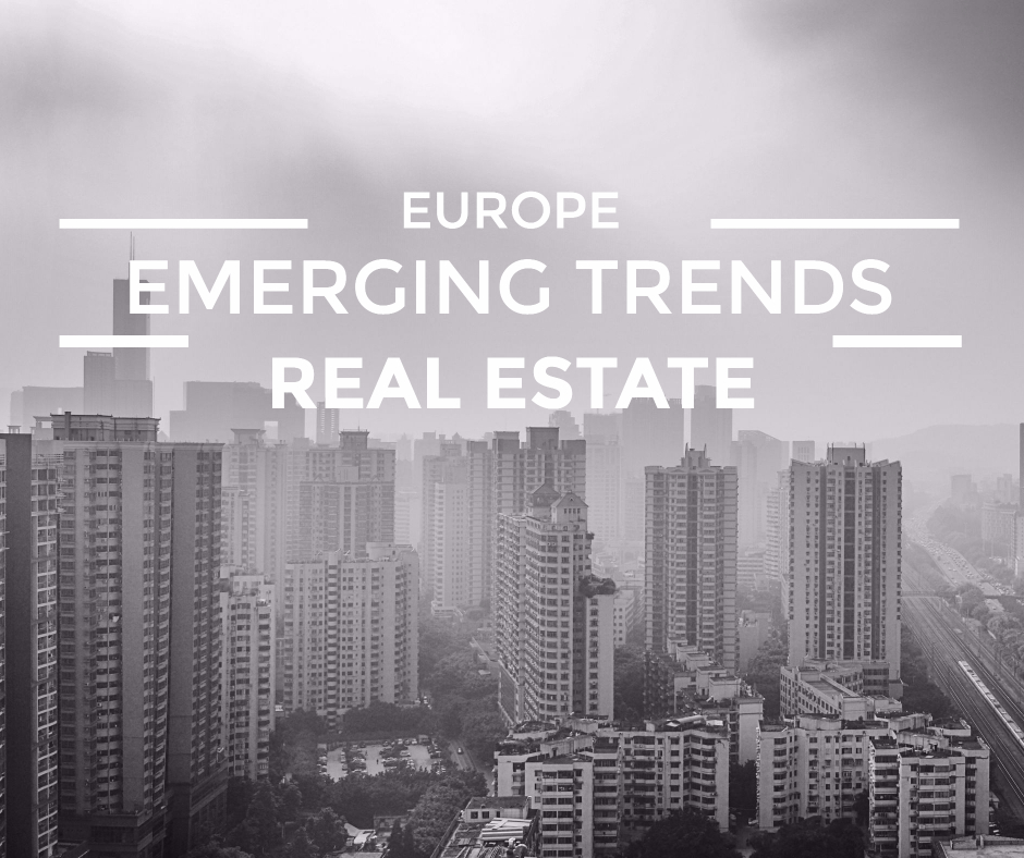 Emerging Trends in Real Estate